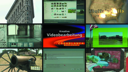 Kreative Video- Bearbeitung mit Casablanca Vol.4