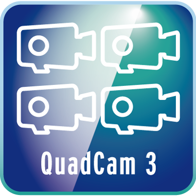 QuadCam 3 für Bogart für Windows